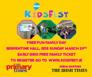 Advert: http://www.kidsfest.ie/